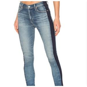 Citizens of Humanity Jeans Rocket Crop 28